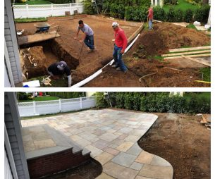 Back Yard Reconstruction